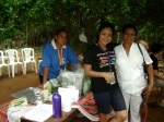 Doing Herbal Workshops in Manzanillo, DR