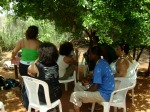 More herbal workshops at the FuntoSalud Clinic in Manzanillo