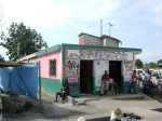 building in Ouanaminthe, Haiti