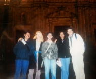 Delegacion a Colombia 2001