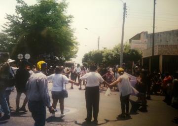 Mobilizacion en Barranca 3