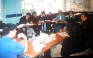 Mobilizacion en Barrancabermeja