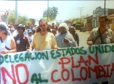 No a Plan Colombia